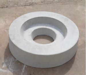 Железо-бетонные основания под ковер